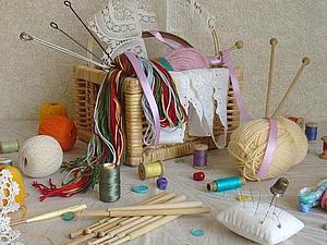 Страсти по рукоделию. | Ярмарка Мастеров - ручная работа, handmade