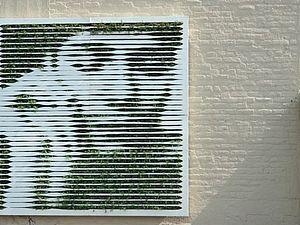 Фитопортреты- картины с использованием живых растений   Ярмарка Мастеров - ручная работа, handmade