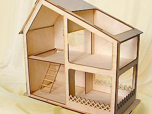Кукольные домики | Ярмарка Мастеров - ручная работа, handmade