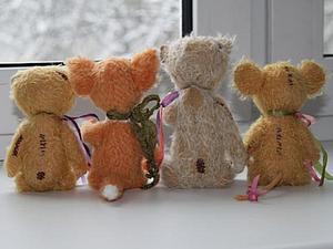О любви...к мишкам Тедди и о себе. | Ярмарка Мастеров - ручная работа, handmade