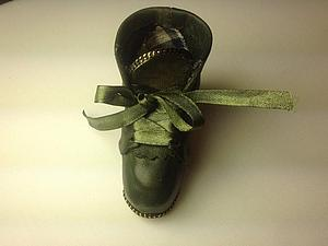 Делаем съемную обувь на кукол и мишек | Ярмарка Мастеров - ручная работа, handmade