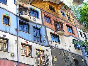 Путевые заметки. Удивительный дом в Вене. | Ярмарка Мастеров - ручная работа, handmade