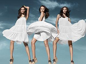 Лето — время белого бохо: нежные и элегантные наряды цвета чистоты. Ярмарка Мастеров - ручная работа, handmade.