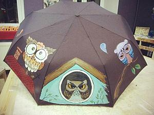 Роспись зонтов | Ярмарка Мастеров - ручная работа, handmade