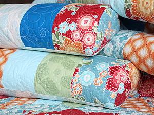 Видео по стежке подушек.. Ярмарка Мастеров - ручная работа, handmade.