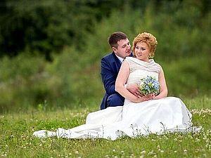 Свадебное платье для Ларисы! | Ярмарка Мастеров - ручная работа, handmade