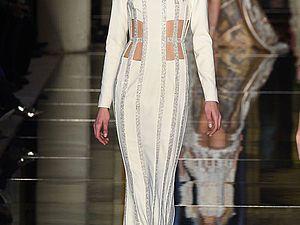 Женственные образы в коллекции Zuhair Murad. Haute Couture весна-лето 2016. Ярмарка Мастеров - ручная работа, handmade.