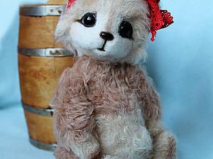 Мастер-класс по созданию вязаного медведя-тедди | Ярмарка Мастеров - ручная работа, handmade