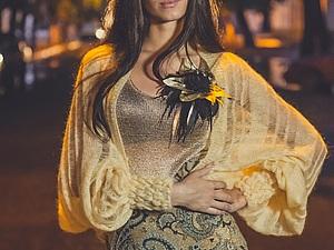 Универсальное вязаное изделие болеро-шраг, все продается здесь)))) | Ярмарка Мастеров - ручная работа, handmade