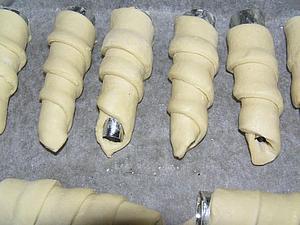 Трубочки  с  кремом! | Ярмарка Мастеров - ручная работа, handmade