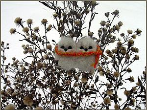 Валяем милых птичек-неразлучников | Ярмарка Мастеров - ручная работа, handmade