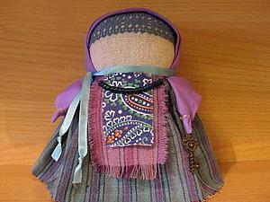 Крупеничка (обережная кукла на достаток в доме) | Ярмарка Мастеров - ручная работа, handmade