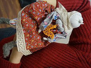 Бабка Характерная | Ярмарка Мастеров - ручная работа, handmade