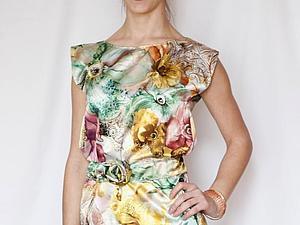 Новое платье летит к своей хозяйке   Ярмарка Мастеров - ручная работа, handmade