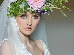 Свадебные тенденции 2014г. Цветы и Бабочки | Ярмарка Мастеров - ручная работа, handmade