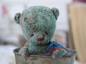 Мастер класс по созданию мишки тедди   Ярмарка Мастеров - ручная работа, handmade