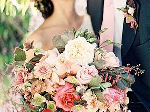 Свадебные тренды-2014: букет невесты | Ярмарка Мастеров - ручная работа, handmade