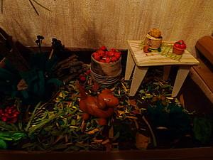 Осенние поделки | Ярмарка Мастеров - ручная работа, handmade