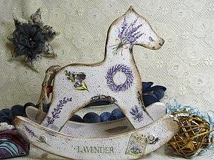 Новинка! «Символ Года» деревянная игрушка-лошадка   Ярмарка Мастеров - ручная работа, handmade