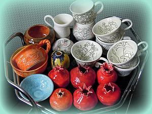 с Новым Годом! с Новой Керамикой !!! :)   Ярмарка Мастеров - ручная работа, handmade