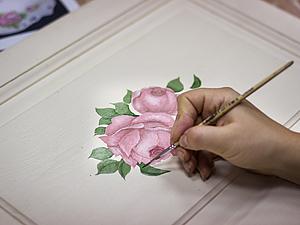 Курс «Роспись Мебели» | Ярмарка Мастеров - ручная работа, handmade