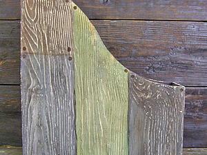 Имитация деревянных досок - волшебное превращение фанерных заготовок!   Ярмарка Мастеров - ручная работа, handmade