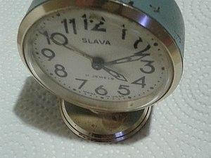 советский будильник | Ярмарка Мастеров - ручная работа, handmade