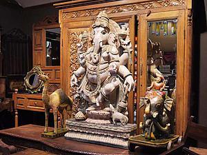 Экзотика и красота индийских интерьеров. Часть вторая: тайна крылатого слона. Ярмарка Мастеров - ручная работа, handmade.