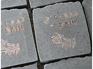 Приготовление мыла-скраба c нуля для жирной кожи Clear Skin | Ярмарка Мастеров - ручная работа, handmade