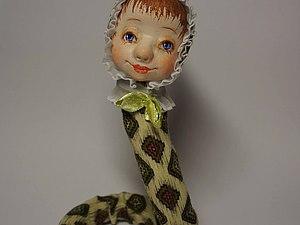 Мк Змейки | Ярмарка Мастеров - ручная работа, handmade