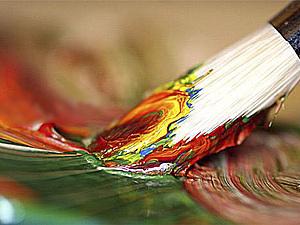 2й шаг из 5ти к живописи маслом. Ярмарка Мастеров - ручная работа, handmade.