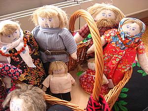 Фестиваль народной игрушки