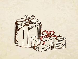 Новогодняя конфетка   Ярмарка Мастеров - ручная работа, handmade