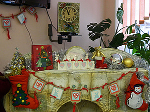 Новогодние украшения.Гирлянды.. Ярмарка Мастеров - ручная работа, handmade.