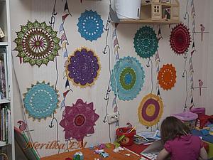 Полифония цвета | Ярмарка Мастеров - ручная работа, handmade
