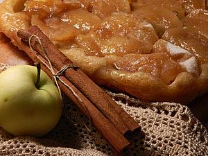 Пирог с историей или торт наоборот. | Ярмарка Мастеров - ручная работа, handmade