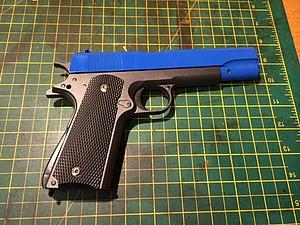 Кожаная кобура для Colt 1911-A1.45 (Часть 1) | Ярмарка Мастеров - ручная работа, handmade