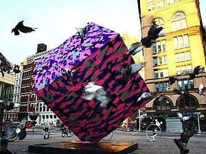 Вязаные города Agata Oleksiak | Ярмарка Мастеров - ручная работа, handmade