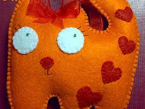 БлагоТворительные Коты и Кошечки | Ярмарка Мастеров - ручная работа, handmade