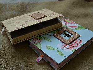 блокнотик в бумажной обложке с нуля:) | Ярмарка Мастеров - ручная работа, handmade