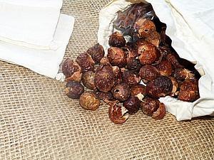 14 вариантов применения мыльных орехов-ягод | Ярмарка Мастеров - ручная работа, handmade