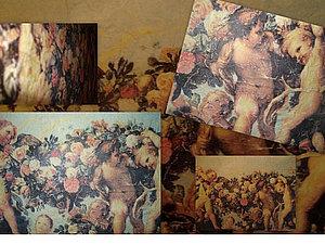 Картина-фреска | Ярмарка Мастеров - ручная работа, handmade