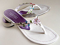 Идеи по украшению летней обуви | Ярмарка Мастеров - ручная работа, handmade