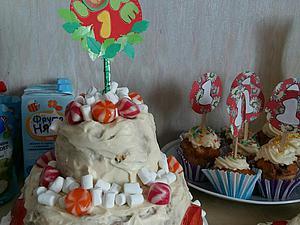 Оформляем праздничный стол на день рождения ребенка. Ярмарка Мастеров - ручная работа, handmade.