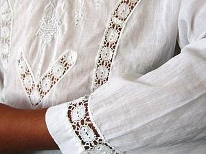 Аникварные блузы | Ярмарка Мастеров - ручная работа, handmade