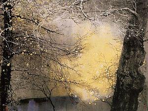 Акварель пейзажи. Китайский художник-пейзажист Liu Maoshan ... | Ярмарка Мастеров - ручная работа, handmade
