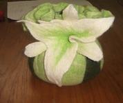 Мастер-класс: валяная сумочка а-ля мадам Помпадур. Ярмарка Мастеров - ручная работа, handmade.