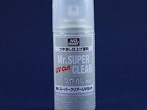 Бесцветный матовый лак Mr. Super Clear в продаже   Ярмарка Мастеров - ручная работа, handmade