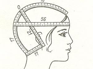 Как правильно снять мерки для головных уборов | Ярмарка Мастеров - ручная работа, handmade