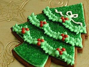 Вкусные новогодние ёлки. | Ярмарка Мастеров - ручная работа, handmade